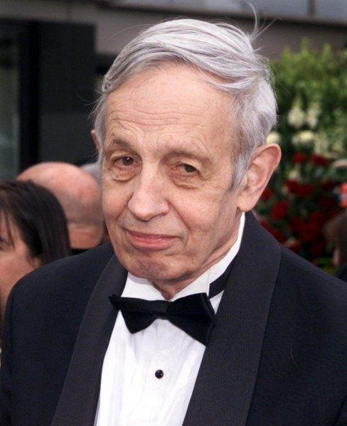 John Nash, Nobel Prize Winner