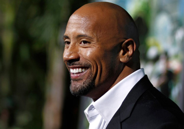 "Dwayne ""Rock"" Johnson"